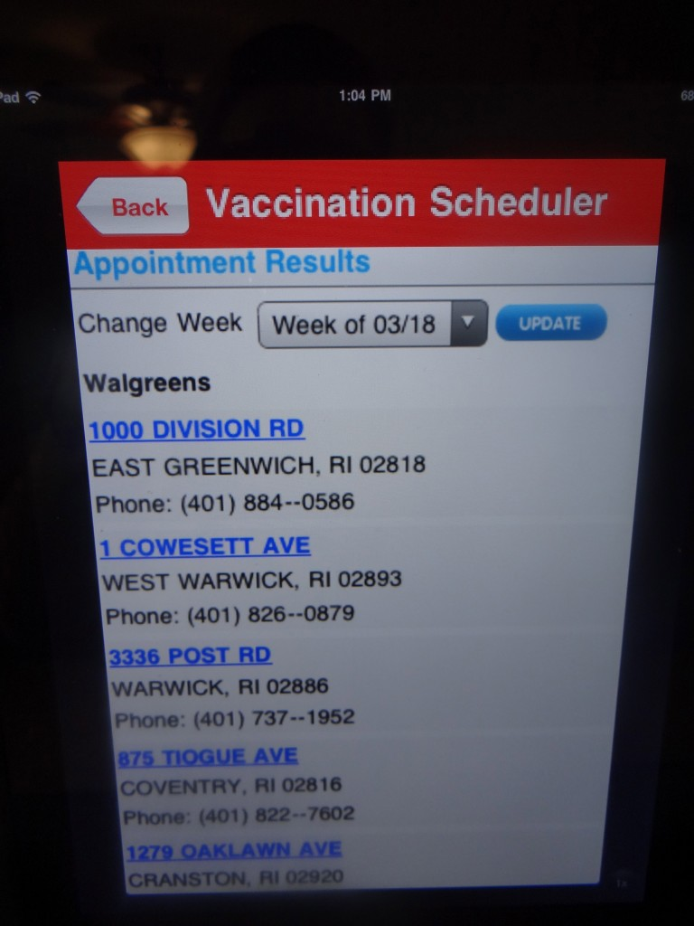 DSC01920 768x1024 Walgreens Vaccination Application  iPhone iPad Droid #Cbias