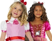 Helllo Kitty Costumes 1 Does your child like to play dress up?