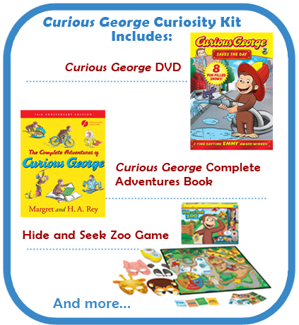 tr Curious George  The Ultimate Dance Contest