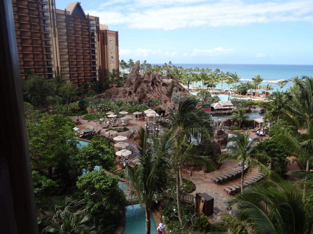DSC03237 1024x768 #WordlessWednesday  Aulani Disney Resort!