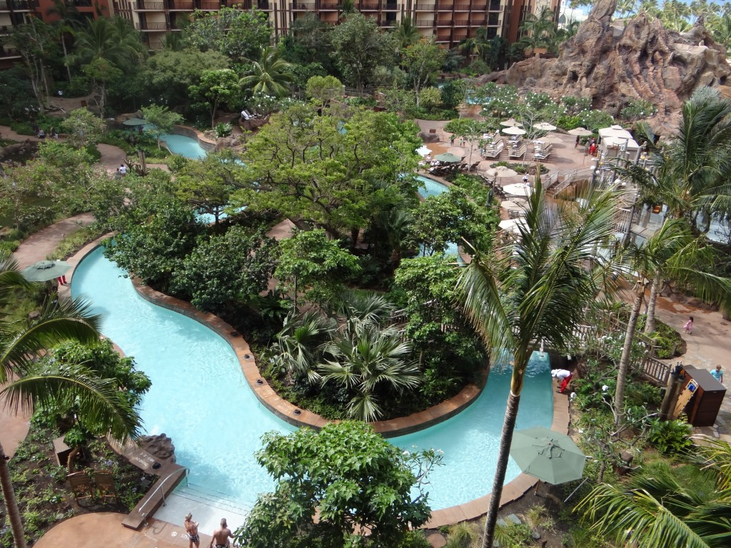 DSC03238 1024x768 #WordlessWednesday  Aulani Disney Resort!