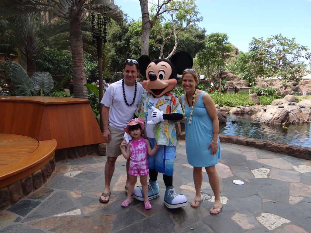 DSC03250 1024x768 #WordlessWednesday  Aulani Disney Resort!