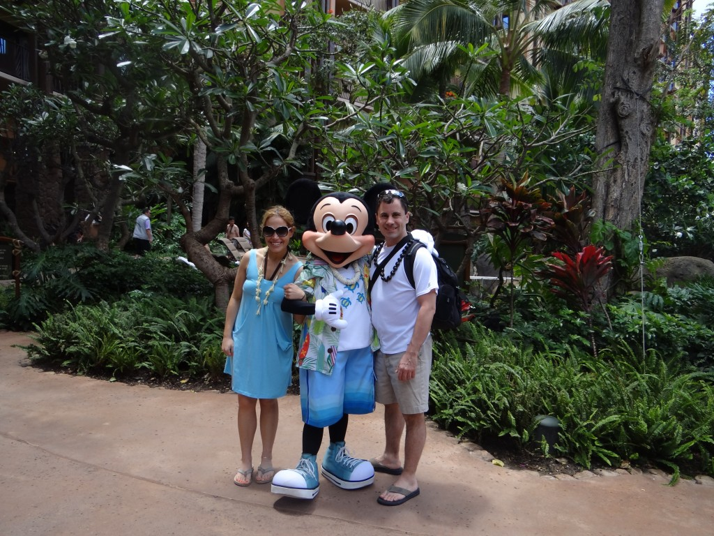 DSC03271 1024x768 #WordlessWednesday  Aulani Disney Resort!