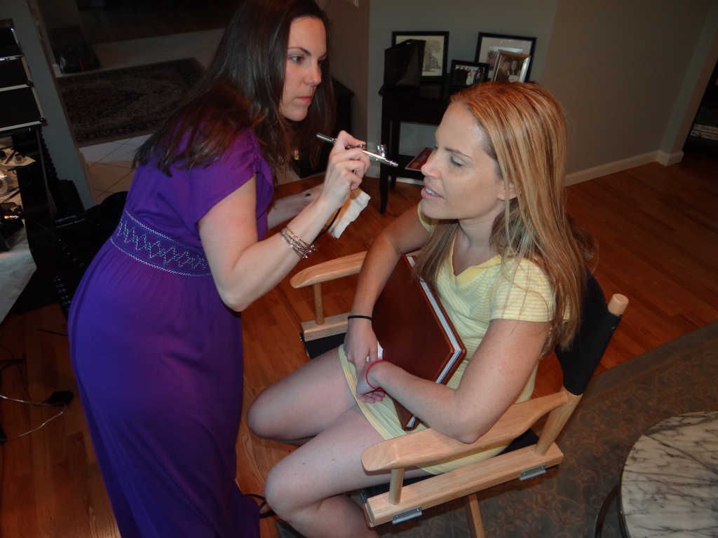 DSC03888 1024x768 #WordlessWednesday: Getting Beautified!