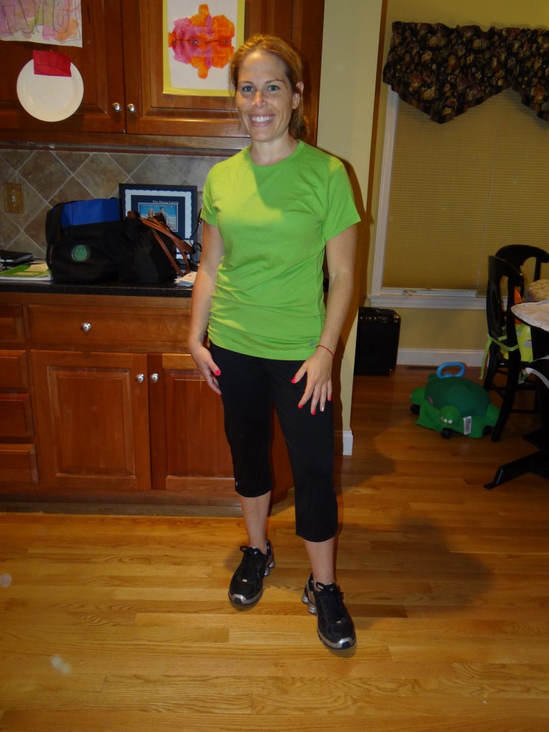 DSC03933 768x1024 Russell Athletic Women Clothes Review! Start your workout out right!