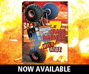 Monster Jam time in Stafford Springs, Connecticut  2 winners #GIVEAWAY for 4 pack of tickets each!