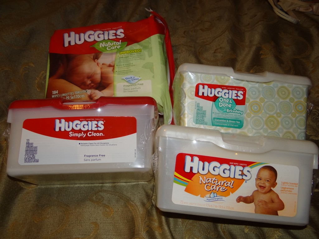 DSC04116 1024x768 Huggies Wipes to the Rescue!