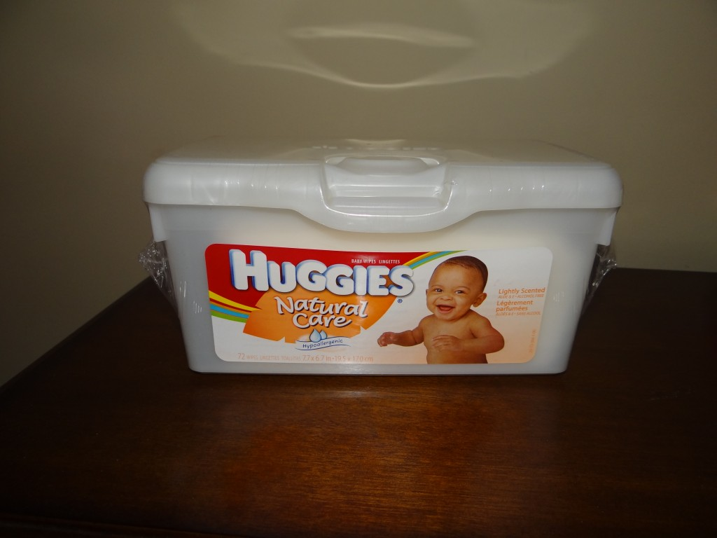 DSC04119 1024x768 Huggies Wipes to the Rescue!
