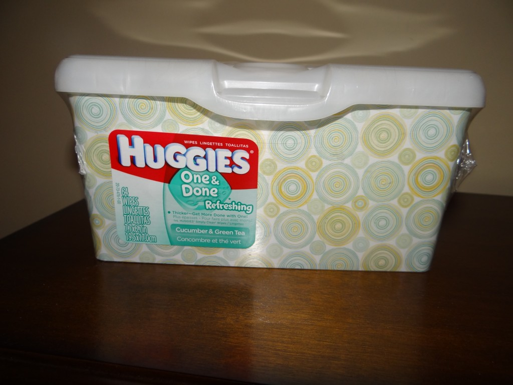 DSC04120 1024x768 Huggies Wipes to the Rescue!