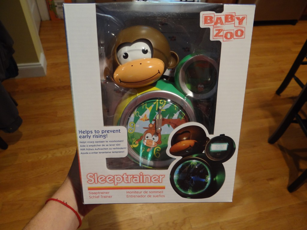 DSC04333 1024x768 Baby Zoo Sleeptrainer Review!!