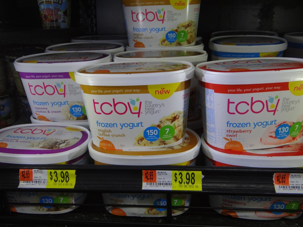 DSC04510 1024x768 Tropical Splash Summer Celebration with TCBY frozen yogurt!  #TCBYGrocery #Cbias