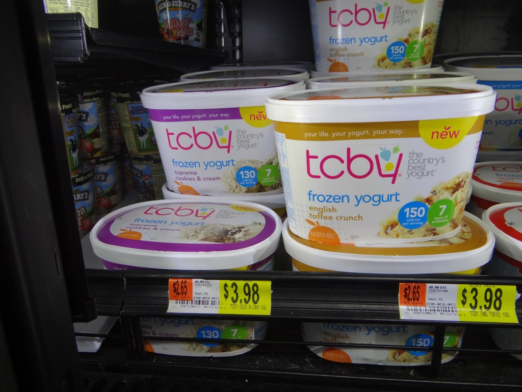 DSC04527 1024x768 Tropical Splash Summer Celebration with TCBY frozen yogurt!  #TCBYGrocery #Cbias
