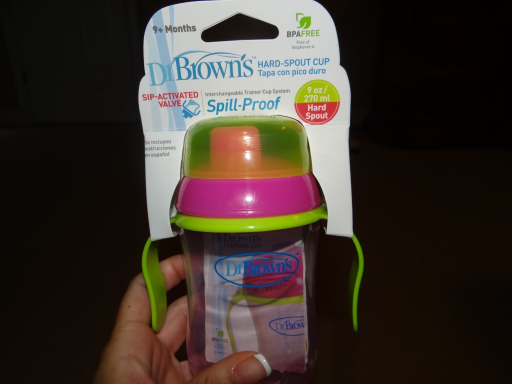 DSC04649 1024x768 Dr. Brown Sippy Cups!