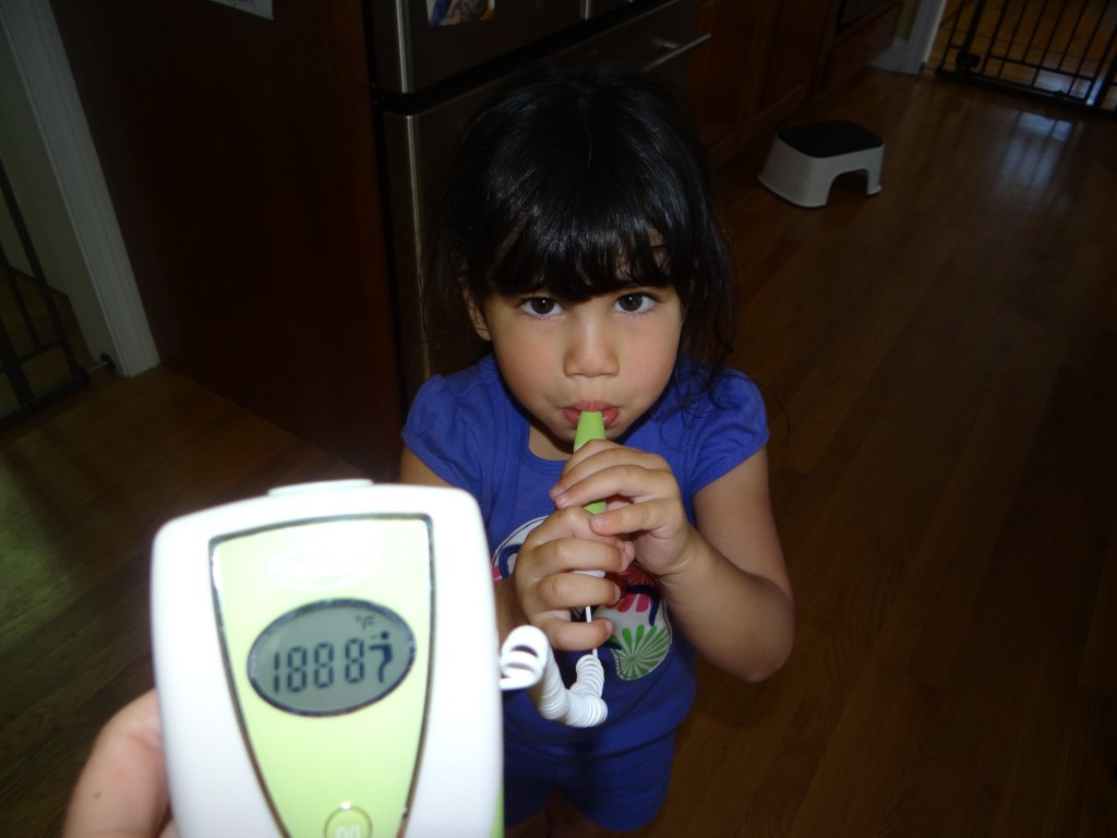DSC04712 1024x768 Summer Infant Three In One Family Thermometer Review Giveaway!