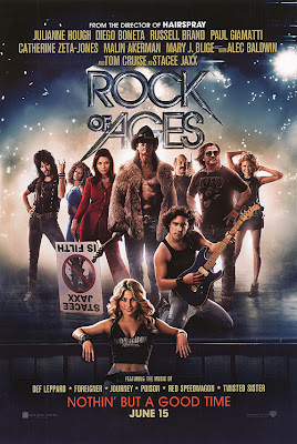 Rock of Ages Rock of Ages Movie Review!!