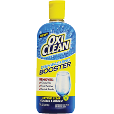 eb793908 7e77 44dc 81b0 a4693c693deb OxiClean Dishwashing Booster to the Rescue!
