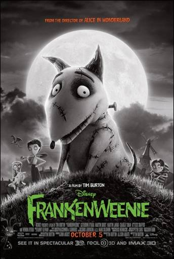 image004 Frankenweenie coming soon to theaters near you!