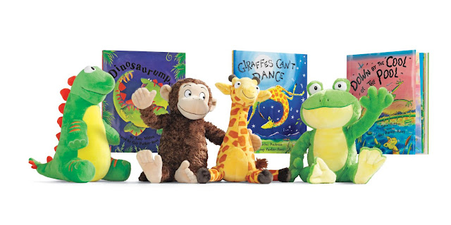 kohls Kohls Cares Plush Gift Pack and Book Review  Giveaway!