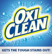OxiClean Dishwashing Booster to the Rescue!
