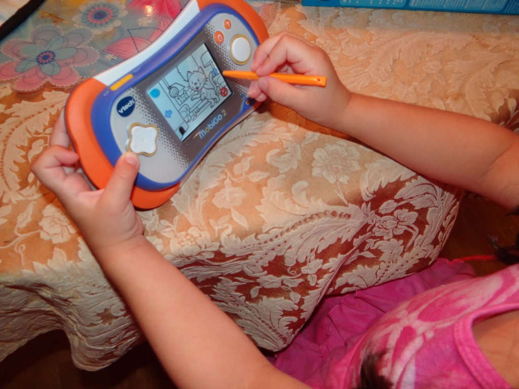 DSC05909 1024x768 Vtech MobiGo 2 Touch Learning System Review!