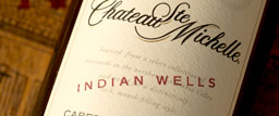 indianwells Chateau Ste Michelle Wine Review: