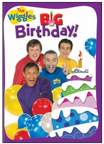wiggles The Wiggles' Big Birthday DVD Review