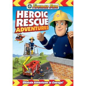 51JiXFzDKBL. SL500 AA300  Fireman Sam, Bob the Builder, Angelina the Ballerina Review Giveaway!