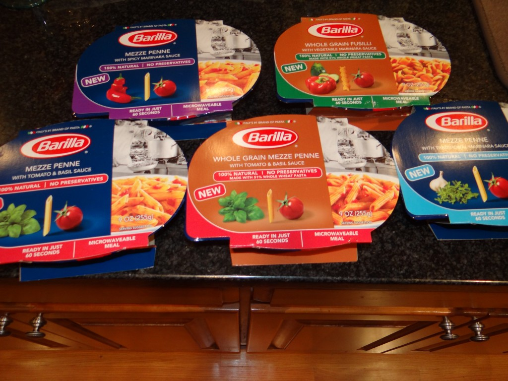 DSC06352 1024x768 Barilla Microwaveable Meals Review Giveaway!