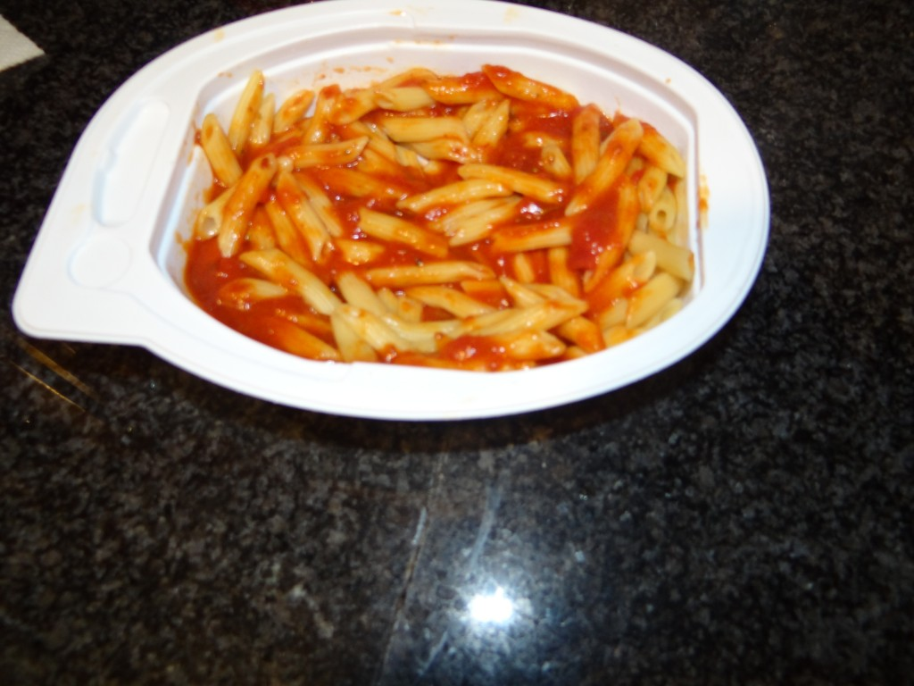 DSC06359 1024x768 Barilla Microwaveable Meals Review Giveaway!