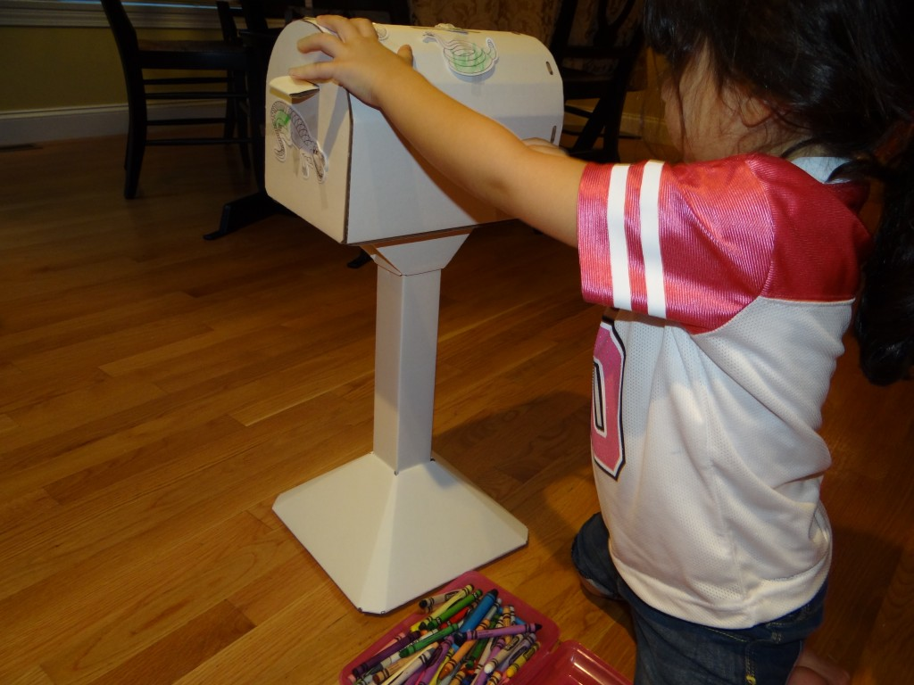 DSC06380 1024x768 Metamorphic Toys Kids Mailbox Review Giveaway!