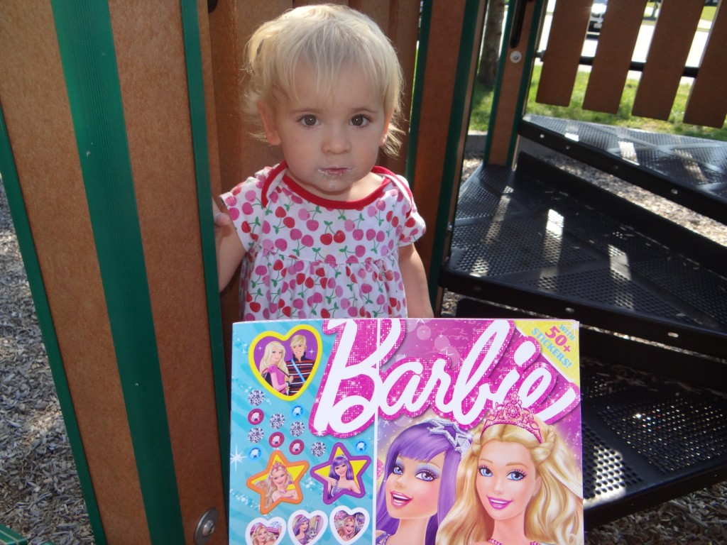 DSC06444 1024x768 We had a Barbie Princess Popstar Party (Review) and Barbie #PopStarPrincess Giveaway!