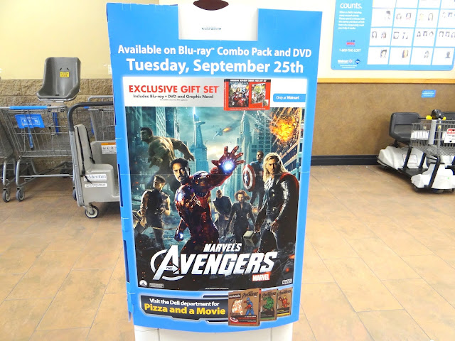 DSC06564 Marvels The Avengers Fun Family Night! #MarvelAvengersWMT #cbias
