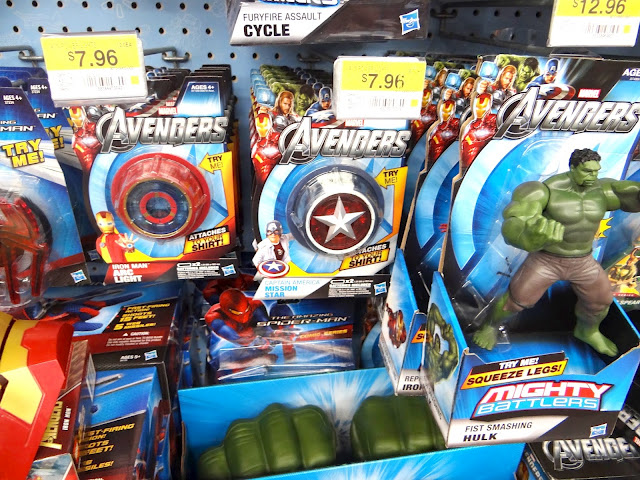 DSC06570 Marvels The Avengers Fun Family Night! #MarvelAvengersWMT #cbias
