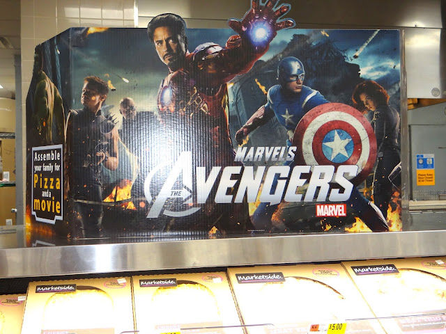 DSC06606 Marvels The Avengers Fun Family Night! #MarvelAvengersWMT #cbias