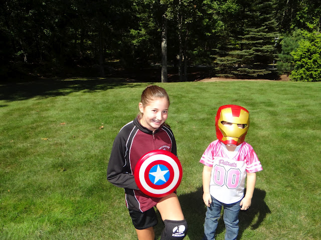 DSC06679 Marvels The Avengers Fun Family Night! #MarvelAvengersWMT #cbias