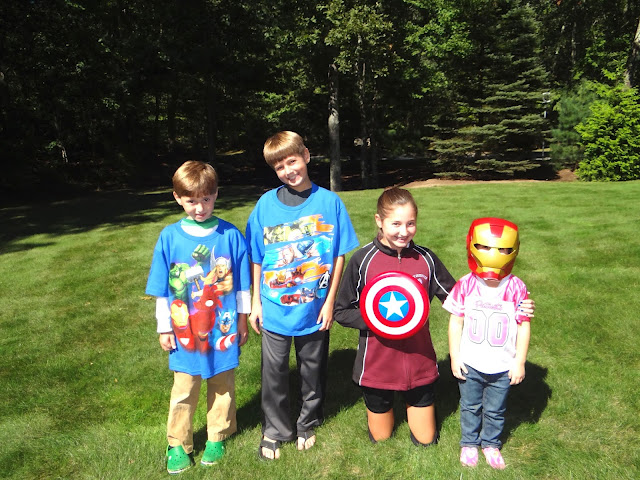DSC06680 Marvels The Avengers Fun Family Night! #MarvelAvengersWMT #cbias