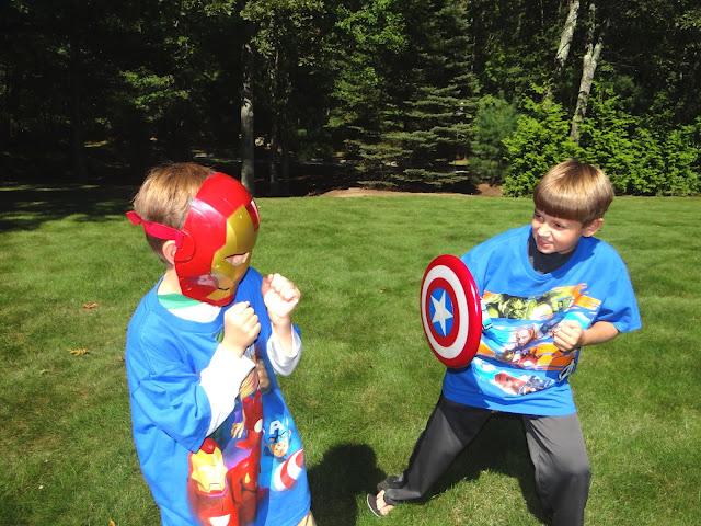 DSC06682 Marvels The Avengers Fun Family Night! #MarvelAvengersWMT #cbias