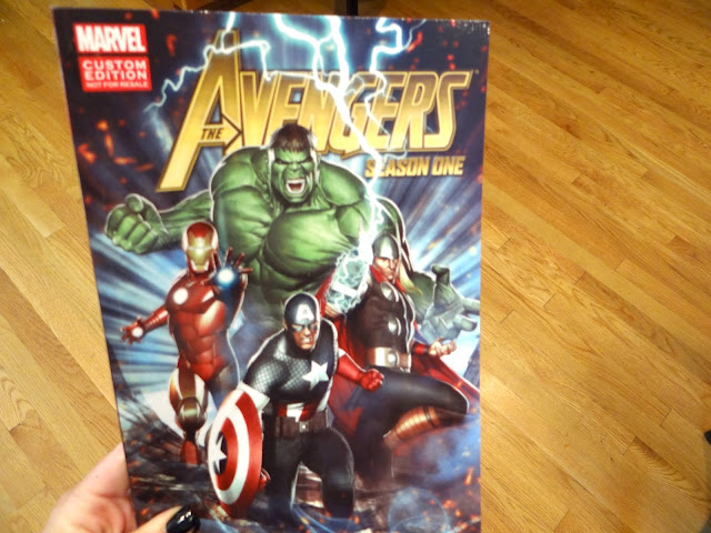 DSC066961 Marvels The Avengers Fun Family Night! #MarvelAvengersWMT #cbias
