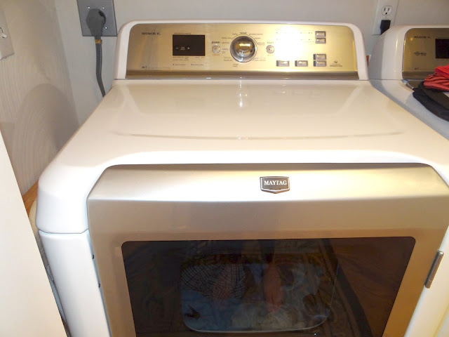 DSC067181 Maytag Bravos XL has the performance and versatility to help with the most challenging laundry tasks! #MaytagMomsI