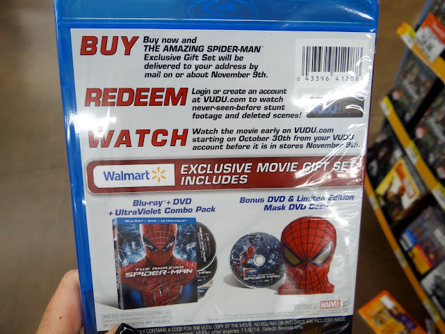 DSC06797 Who wants to see The Amazing Spider Man even before it is released on DVD? #SpiderManWMT #Cbias