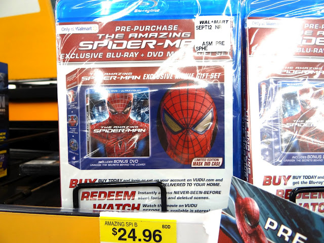 DSC06805 Who wants to see The Amazing Spider Man even before it is released on DVD? #SpiderManWMT #Cbias