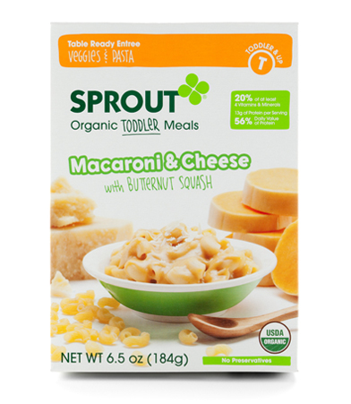MCBS feature Sprout Toddler Meals!