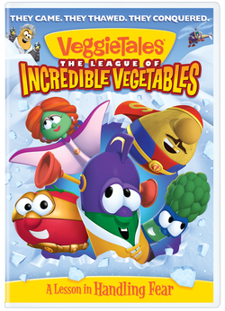2218078 VeggieTales The League of Incredible Vegetables Review!