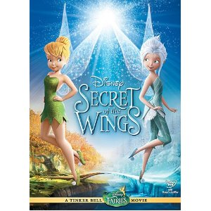 51Z+EtJko+L. SL500 AA300  Disneys Secret of The Wings! Being Released on October 23!