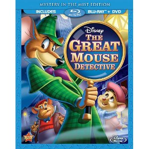 616YZmCFKjL. SL500 AA300  Disney The Great Mouse Detective  Mystery in the Mist Edition!