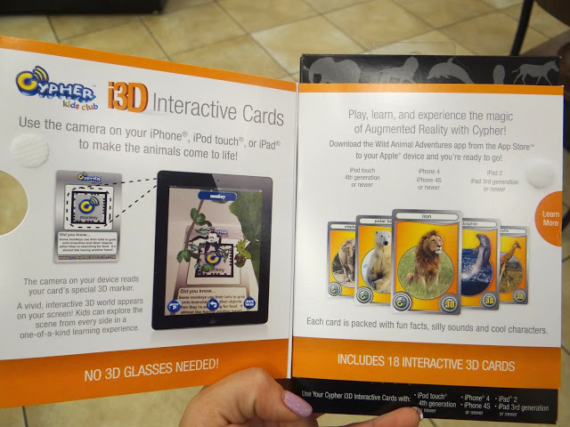 DSC07420 Cypher Entertainment Augmented Learning Cards  Make Learning Fun For Your Kids On The iPhone, iPad! #CypherKidsClub #Cbias