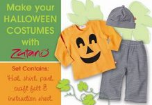 Zutano Baby Costume  Make your Own Adorable Costumes!