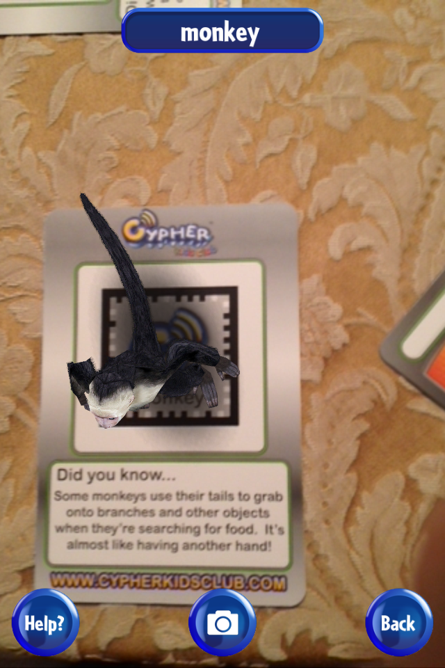 IMG 1071 Cypher Entertainment Augmented Learning Cards  Make Learning Fun For Your Kids On The iPhone, iPad! #CypherKidsClub #Cbias