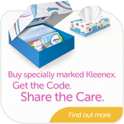 Promo SWS3 Starting my kids early on the importance of sharing: Kleenexs Softness Worth Sharing Initiative! #KleenexCares