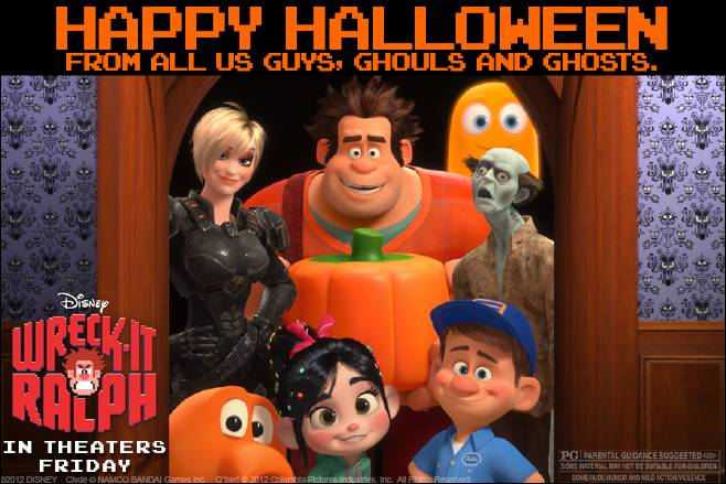 image003 Wreck It Ralph hits theaters this Friday!!!